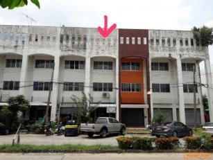 ขายอาคารพาณิชย์ 4 ชั้น ในหมู่บ้าน ศุภาลัยบุรี คลองหลวง ปทุมธานี