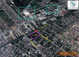 ขายที่ดิน อ.ลำลูกกา ปทุมธานี 11-0-60 ไร่ ติดถนนสาธารณะกว้าง 10 ม. เข้าซอยพหลโยธิน 64