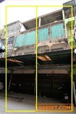 R053-011 ขายอาคารพาณิชย์ 4 ชั้น 2 คูหา ซ.ประชาสงเคราะห์ 2 แยก 17 ( ซอยมารวย 2 ) ดินแดง โทร 083 489 8889