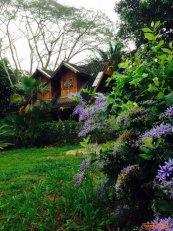ขายบ้านคอทเทจ ริมแม่น้ำแควน้อย กาญจนบุรี บนที่ดิน 2 ไร่