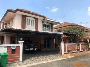 ขาย บ้านเดี่ยว 2 ชั้น หมู่บ้านศิลปการพาร์ค 1 บ้านกล้วย-ไทรน้อย(รหัสทรัพย์ 630009)