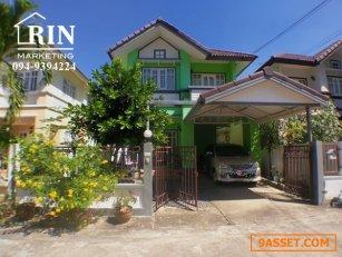 ขายด่วน บ้านแฝด 2 ชั้น ม.เสนาวิลล่า-รามอินทรา ถ.รามอินทรา-พระยาสุเรนท์ 35    094-9394224