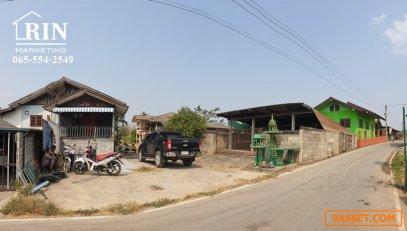 ขายบ้านเขาใหญ่-เข้าซอยจากถนนมิตรภาพ-70-เมตรจำนวน-3-หลัง-บ้านปางแจ�