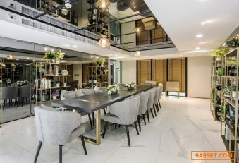 Klass sarasin condo Luxury private 68 unit Freehold เริ่ม 8.9 ล้าน