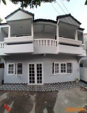 R072-214 บ้านแฝด 2 ชั้น ขนาดใหญ่ ราคาถูก พระราม2 ซอย47 ทำใหม่ พร้อมอยู่