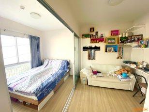ขายพลัมคอนโด บางใหญ่สเตชั่น 1ห้องนอน 23.05 m² 1.1 ล้านบาท