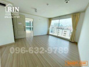 R034-044 ขายคอนโด ชาโตว์ อินทาวน์ รัชดา20  ขนาด67 ตรม. 2ห้องนอน ชั้น7 ห่างจาก MRTสุทธิสาร 270 เมตร