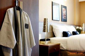 ขายโรงแรม กลางเมือง ย่านเจริญกรุง 48 พร้อมกิจการ ทำเลดี ขายถูก