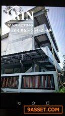 ขายถูก อพาร์ทเม้นท์ 3 ชั้น อ.ลำลูกา จ.ปทุมธานี จำนวน 12 ห้อง (เนื้อที่ 50 ตารางวา) คุณตอง 065-554-2549