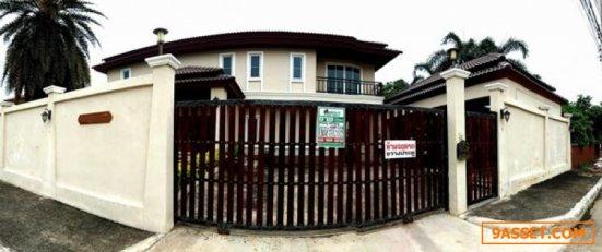 ขาย บ้านเดี่ยว 2 ชั้น โครงการบ้านเฟื่องสุข 1ซอย1 ถ.ซันสุพรรบุรี ต.ลำโพ บางบัวทอง นนทบุรี