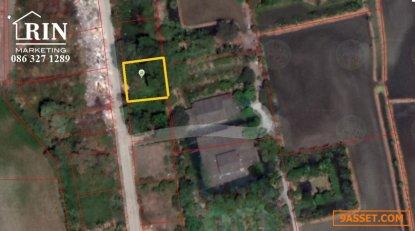 ขายที่ดิน บางบัวทอง จังหวัดนนทบุรี ใกล้รถไฟฟ้าสายสีม่วงสถานีคลองบางไผ่ พื้นที่ 100 ตารางวา สนใจติดต่อคุณนก 086 327 1289