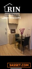 R078-0463 ขาย-ให้เช่า The grass Pattaya South 2 ห้องนอน ชั้น 4 ตึก B วิวฝั่งต้นไม้ 083-5541691
