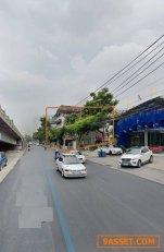 ขายที่ดินติดถนนพัฒนาการ ใกล้โรงเรียนเตรียมอุดมศึกษาพัฒนาการ  ทำเลสวยเหมาะสร้างตึกสูง พื้นที่  479 ตรว หน้ากว้างติดถนน   38.90  เมตร