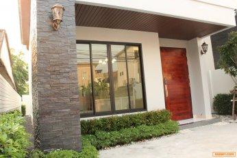 ขายบ้านเดี่ยว 2ชั้น เสร็จใหม่ ปราณสิริ แกรนด์โฮม ซ.สตรีวิทยา2 แยก3