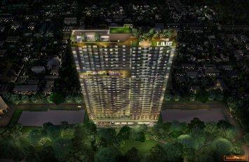 The Line Phahonyothin Park เพียง 85K /sq.m. 1 BedroomPlus