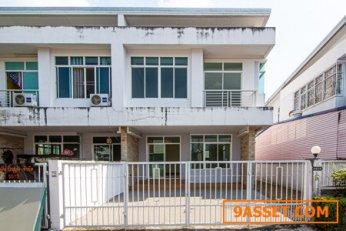 ให้เช่า บ้านเดี่ยว ปัญฐิญา พระราม 5 โครงการ 3 2 ชั้น ขนาด 36 ตรว. พื้นที่ 128 ตรม. 3 นอน2 น้ำ  บ้านใหม่ราคาพิเศษ