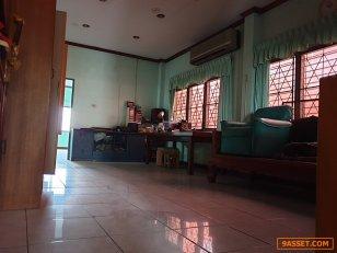 ให้เช่า บ้านเดี่ยว 1 ชั้น ใกล้ทางด่วนศรีรัช ซอยชัยพฤกษ์13 เขตตลิ่งชัน โทร 0956566651