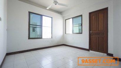 ให้เช่า อพาร์ทเม้นท์ 6 ชั้น ขนาด 2 ตรว. พื้นที่ 9 ตรม. 1 นอน1 น้ำ