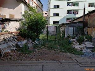 ให้เช่าที่ดิน 40 ตารางวา พร้อมบ้านพักและห้องน้ำ ถนนบางขุนเทียน ซอย8 หรือซอยพระยามนธาตุ