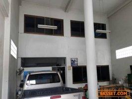 ขายด่วนถูกสุด อาคารพาณิชย์ 3 ชั้น (ชั้น 2 เป็นชั้นลอย)