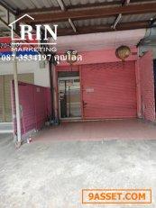 ขายด่วน อาคารพาณิชย์ 5ชั้น ซ.วัชรพล ถนน รามอินทรา จอดรถหน้าร้านได้1คัน 087-3534197 คุณโอ๊ด