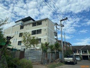 ขายอพาร์ทเม้นท์ 30 ห้อง 4 ชั้น ทำเลดีย่านใจกลางเมืองจังหวัดอุดรธานี เนื้อที่รวมทั้งสิ้น 96.40 ตร.ว.