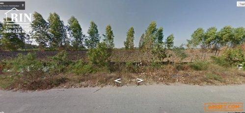 ที่ดินสวยหน้ากว้าง 320 เมตร บน ถ.ตะคร้ำเอน (ทล3453) ต.ดอนชะเอม 065-616 6339