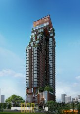 Rhythm Ekkamai Estate Ultra Luxury Condo 1 and 2 Bedroom Flats for PRESALE