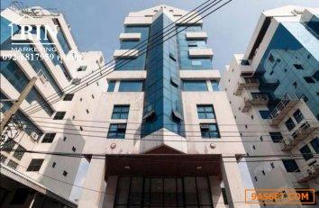 R147-136 ขายอาคารสำนักงาน 7 ชั้น พื้นที่ 120 ตร.วา. ซอยรามคำแหง 39 ย่านทาวน์อินทาวน์ เหมาะซื้อลงทุน