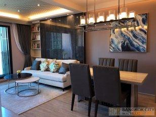 Rhythm Ekkamai Ultra Luxury Condo High Floor 2 Bedroom Corner Unit for Rent
