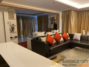 Le Monaco Residence Ultra Luxury Condo Spacious 3 Bedroom Corner Unit for Rent - Hot Price