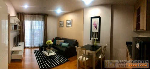 Hive Taksin Luxury Condo Spacious 1 Bedroom Unit for Rent - Hot Price
