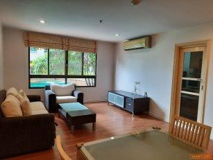 ให้เช่า คอนโด ลุมพินี เพลส พระราม 3-ริเวอร์วิว Lumpini Place Rama 3-Riverview พร้อมอยู่ 2 ห้องนอน 2 ห้องน้ำ ชั้น 5 ขนาด 72 ตร.ม.