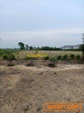 R027-022 ขายที่ดินทำเลสวย กำแพงแสน ย่านอสังหาฯโตมาก ฝั่งตรงข้าม ม.เกษตร กำแพงแสน