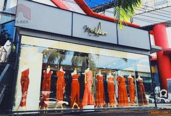 เซ้ง!! ร้านเช่าชุดราตรี ริมถนนเลียบทางด่วนรามอินทรา @ใกล้ห้างเซ็นทรัลอิสวิวล์