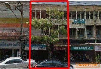 ขาย อาคารพาณิชย์ 2 คูหา ถ.เจริญเมือง ต.หนองป่าครั่ง อ.เมือง จ.เชียงใหม่