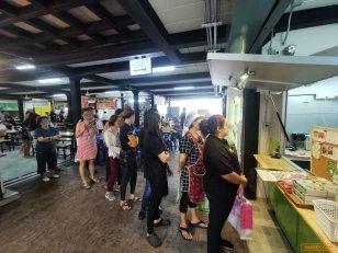 เซ้งด่วน!! ร้านชานมไข่มุกสุขภาพ แบรนด์ดัง @ในตลาด ข้างตึก Empire สาทร