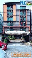 ขาย !!  อพาร์ทเม้นท์ 6 ชั้น ซอยรัชดา 36 แยก 9