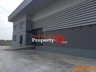 ขายโกดัง นครปฐม Platinum Factory 3 (A11) ถนนศาลายา
