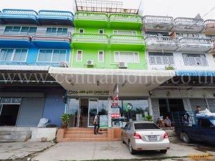 อาคารพาณิชย์ 2 คูหา ถนนเอกชัย 110 สภาพใหม่ เหมาะทำสำนักงาน