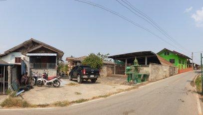 ขายบ้านเขาใหญ่ เข้าซอยจากถนนมิตรภาพ 70 เมตร จำนวน 3 หลัง (บ้านปางแจ้ง) #บ้านกลางดง