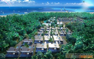 Investment Opportunity at Utopia Maikhao Luxury Townhomes and Private Pool Villas