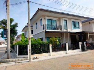 ขายด่วน บ้านแฝด 2 ชั้น JSP คลอง1 (4.2 ล) T.0864540423