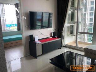 R047-001ขายคอนโด TC Green Rama 9 Condominium 061-964-2492  แก้ว