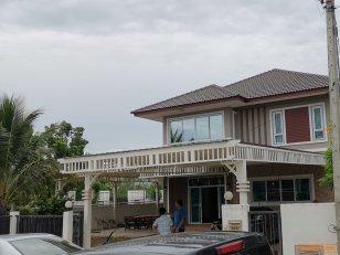 ขายบ้านเดี่ยว 2 ชั้น  อยู่ในโครงการ เดอะ พรีโก้ สันกำแพง เชียงใหม่