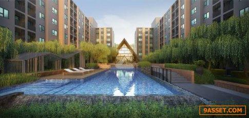 ขายคอนโด เอสเซ็นท์ วิลล์ เชียงใหม่ (Escent Ville Chiangmai) เจ้าของขายเอง