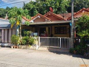 ขายบ้านเดี่ยว ชั้นเดียว บ้านสวน กลางเมือง 1 บุรีรัมย์