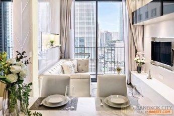 Edge Sukhumvit 23 Ultra Luxury Condo Discounted 1 Bedroom Corner Unit Rent/Sale