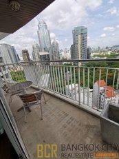 Urbana Langsuan Luxury Condo High Floor 1 Bedroom Unit for Rent/Sale - Discounted