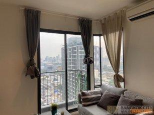Rhythm Asoke Luxury Condo High Floor 2 Bedroom Corner Unit for Sale